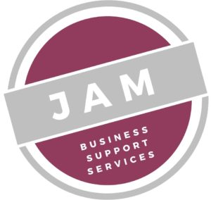 Logo of JAM Business Support Services